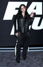 KEHLANI at The Fate of the Furious Premiere in New York 04/08/2017