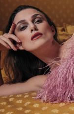 KEIRA KNIGHTLEY in Vogue Magazine, Italy April 2017