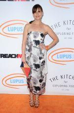 KELLIE MARTIN at Lupus LA's Orange Ball in Los Angeles 04/22/2017