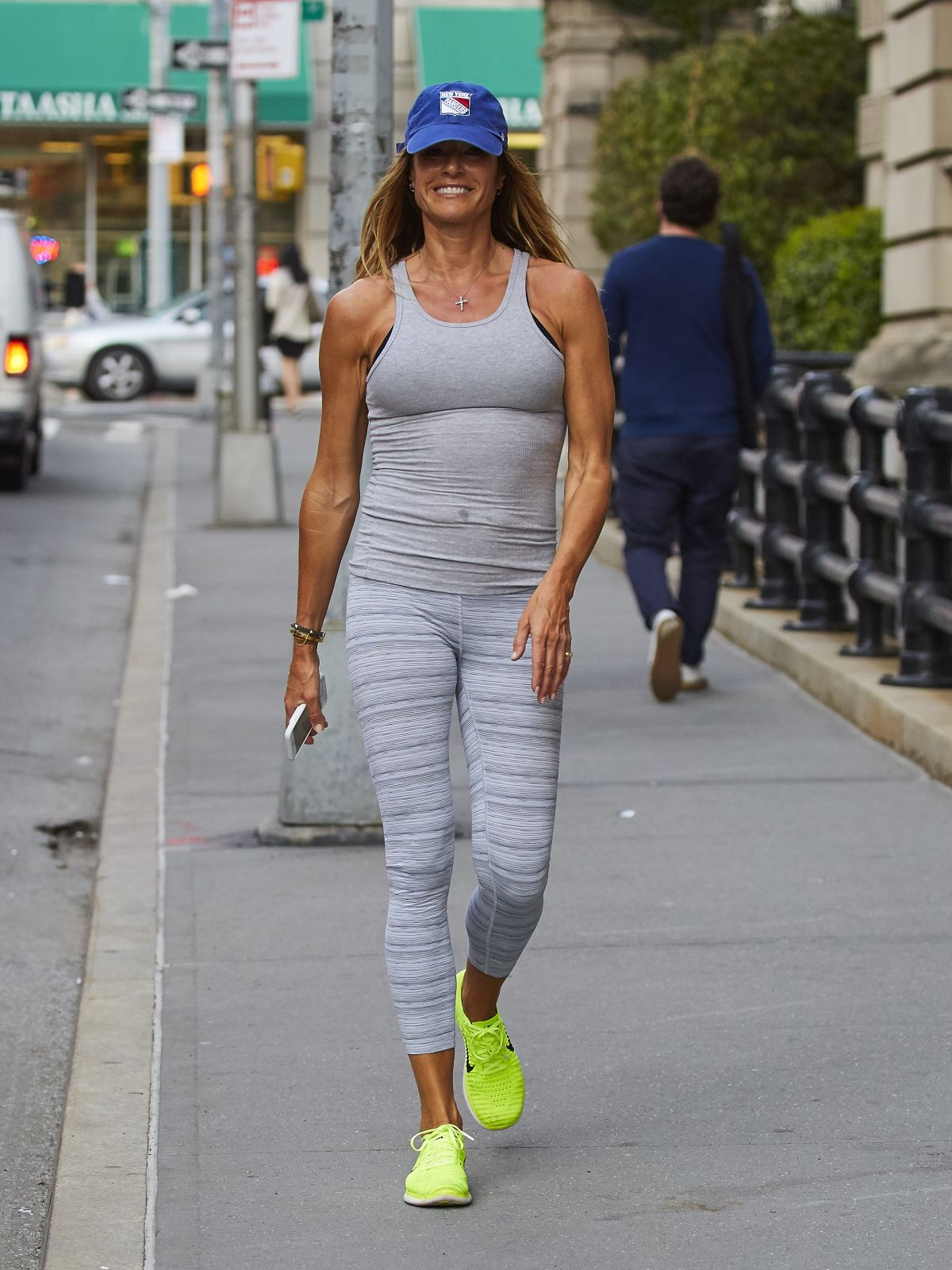 Kelly Bensimon Leaves A Gym In New York 04 10 2017