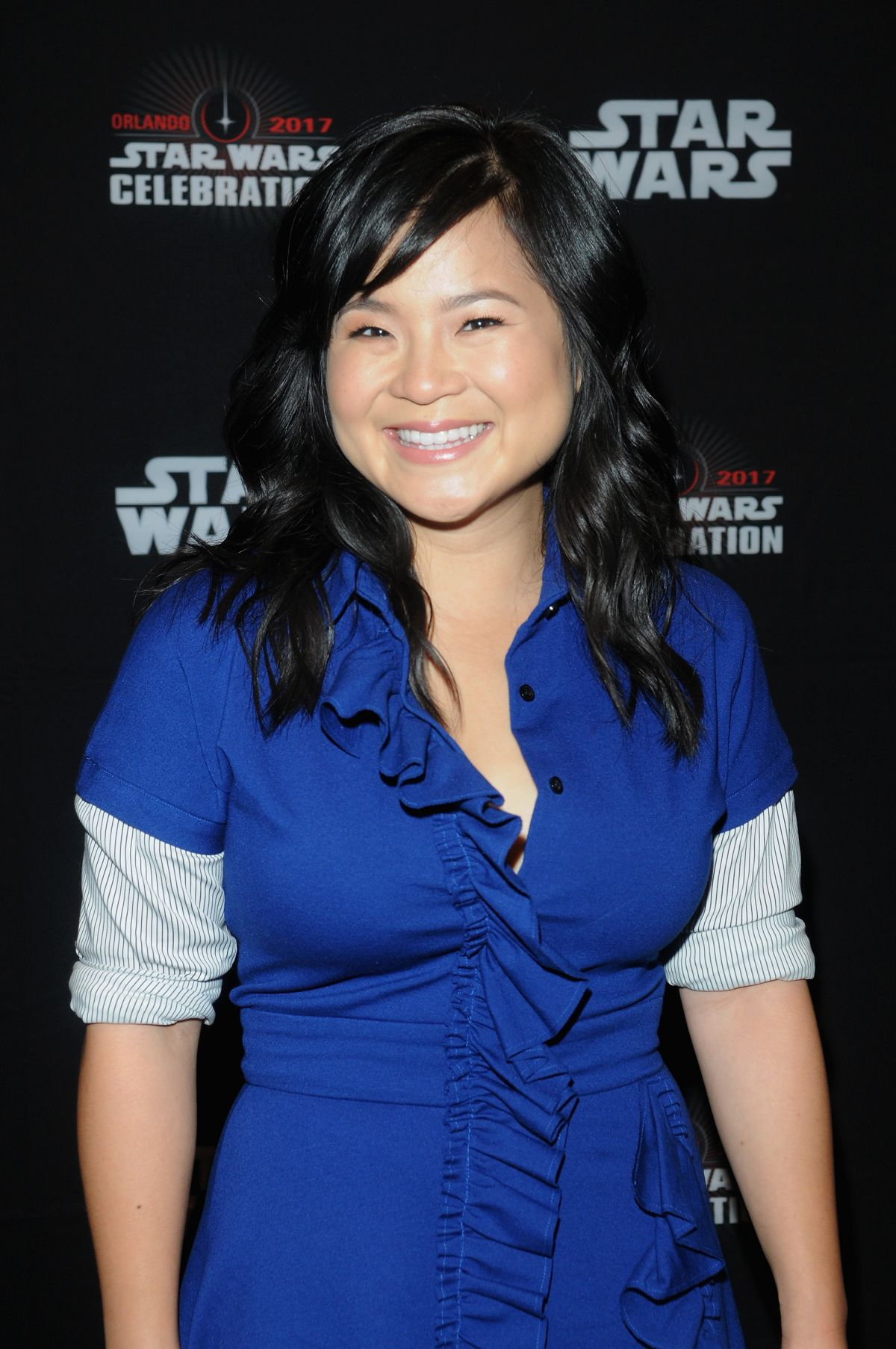 KELLY MARIE TRAN at Star Wars: The Last Jedi Panel at Star Wars Celebration 2017 in Orlando 04/14/2017