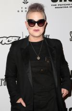 KELLY OSBOURNE at SHOT! The Psycho-Spiritual Mantra of Rock Premiere in Los Angeles 04/05/2017