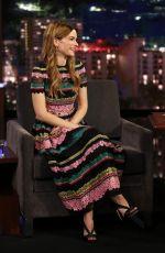KELLY OXFORD at Jimmy Kimmel Live 04/11/2017