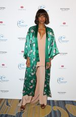 KELLY ROWLAND at Women's Guild Cedars-Sinai Annual Spring Luncheon in Los Angeles 04/20/2017