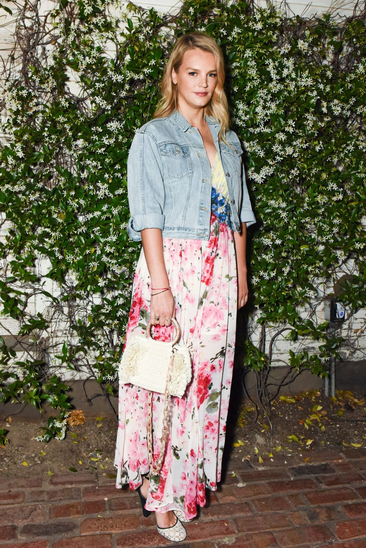 KELLY SAWYER at Sally Singer and Lisa Love Denim Dinner in Los Angeles 04/05/2017