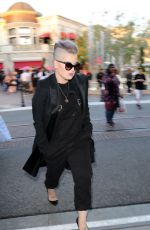 KELLY SOBOURNE Out at the Grove in Hollywood 04/05/2017