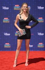 KELSEA BALLERINI at 2017 Radio Disney Music Awards in Los Angeles 04/29/2017