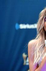 KELSEA BALLERINI at Highway Channel Broadcasts Backstage at T-Mobile Arena in Las Vegas 03/31/2017