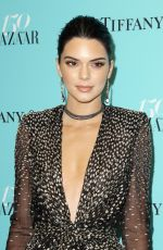 KENDALL JENNER at 150 Years of Women, Fashion and New York Celebration in New York 04/19/2017