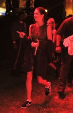 KENDALL JENNER at 2017 Coachella Festival in Indio 04/14/2017