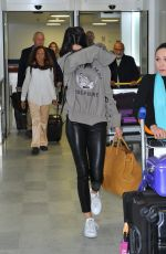KENDALL JENNER at Charles De Gaulle Airport 04/05/2017