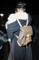 KENDALL JENNER Leaves Craig