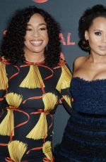 KERRY WASHINGTON at Scandal 100th Episode Celebration in Los Angeles 04/08/2017