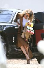 KHLOE KARDASHIAN at Malibu Wines in Malibu 04/25/2017