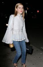 KIERNAN SHIPKA at Chanel's Gabrielle Bag Celebration in Santa Monica 04/06/2017