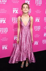 KIERNAN SHIPKA at Feud: Bette and Joan FYC Event at Wilshire Ebell Theatre in Los Angeles 04/21/2017