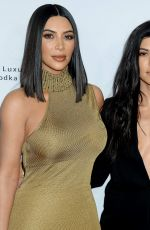 KIM KARDASHIAN at The Promise Premiere in Hollywood 04/12/2017