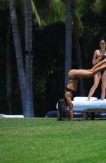 KOURTNEY KARDASHIAN in Bikini on Vacation in Mexico 04/24/2017