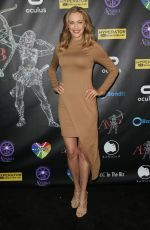 KRISTANNA LOKEN at Artemis Women in Action Film Festival Gala in Los Angeles 04/21/2017