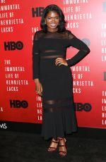 KYANNA SIMONE at The Immortal Life of Henrietta Lacks Screening in New York 04/18/2017