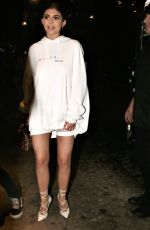 KYLIE JENNER Night Out in New York 04/28/2017