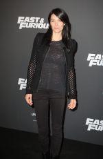 LAETITIA FOURCADE at The Fate of the Furious Premiere in Paris 04/05/2017