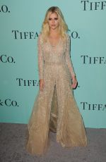 LALA RUDGE at Tiffany & Co. 2017 Blue Book Collection Gala in New York 04/21/2017