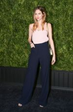 LAURA LOVE at Chanel Artists Dinner at Tribeca Film Festival in New York 04/24/2017