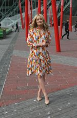 LAURA WHITMORE at Not Dead Enough Photocall in Dublin 04/18/2017