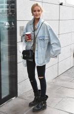 LAURA WHITMORE Out and About in Dublin 04/18/2017