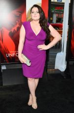 LAUREN ASH at Unforgettable Premiere in Los Angeles 04/18/2017