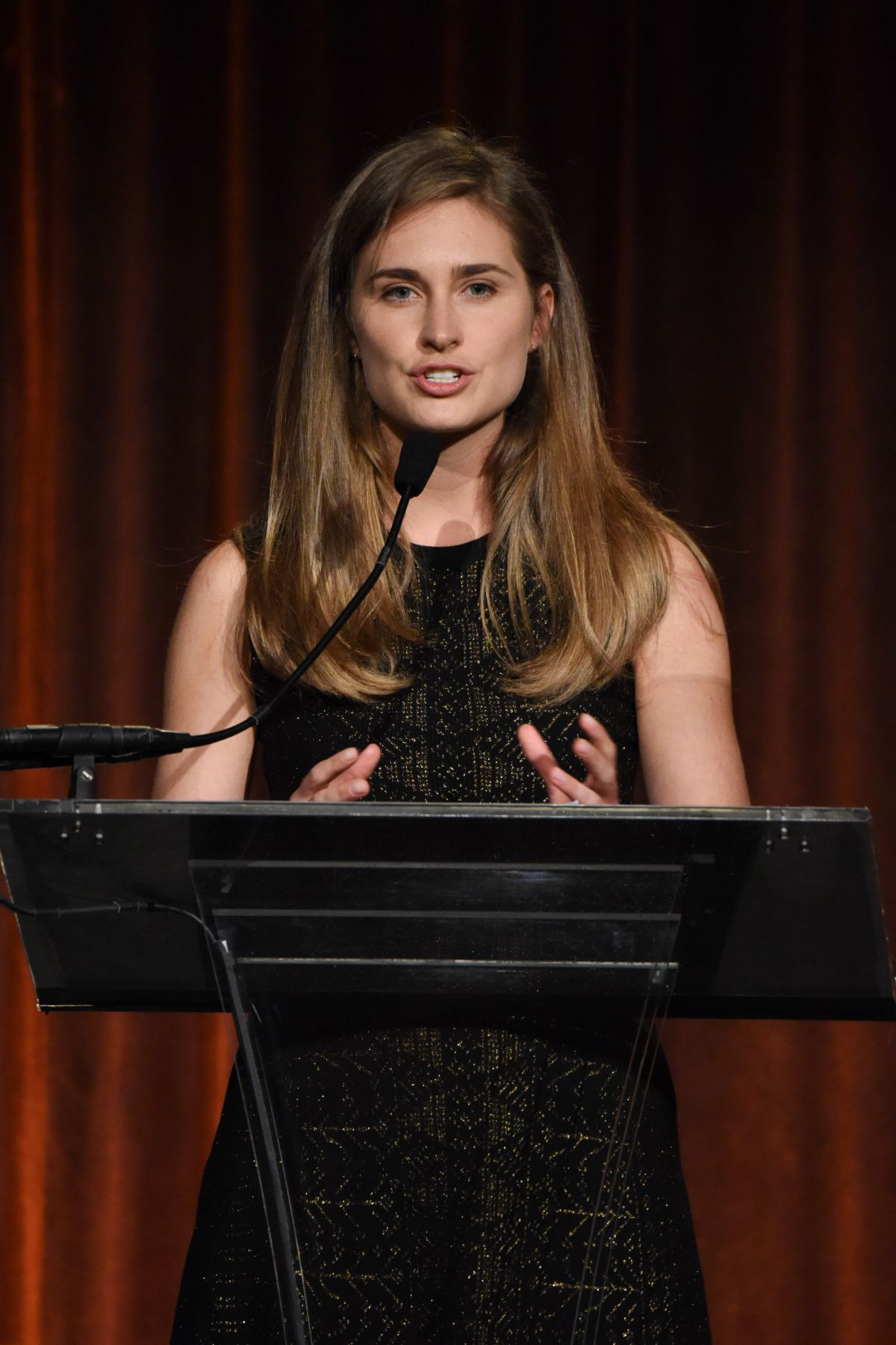 LAUREN BUSH at Food Bank for New York City's Can Do Awards Dinner 04/19/2017