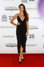 LAUREN VICKERS at Australian Hair Fashion Awards in Sydney 04/02/2017