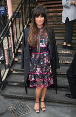 LEA MICHELE Arrives at Sunday Brunch in London 03/23/2017