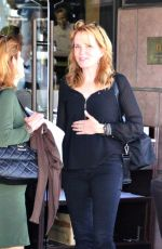 LEA THOMPSON Out for Lunch in Beverly Hills 04/12/2017