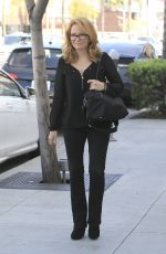 LEA THOMPSON Out Shopping in Beverly Hills 04/12/2017