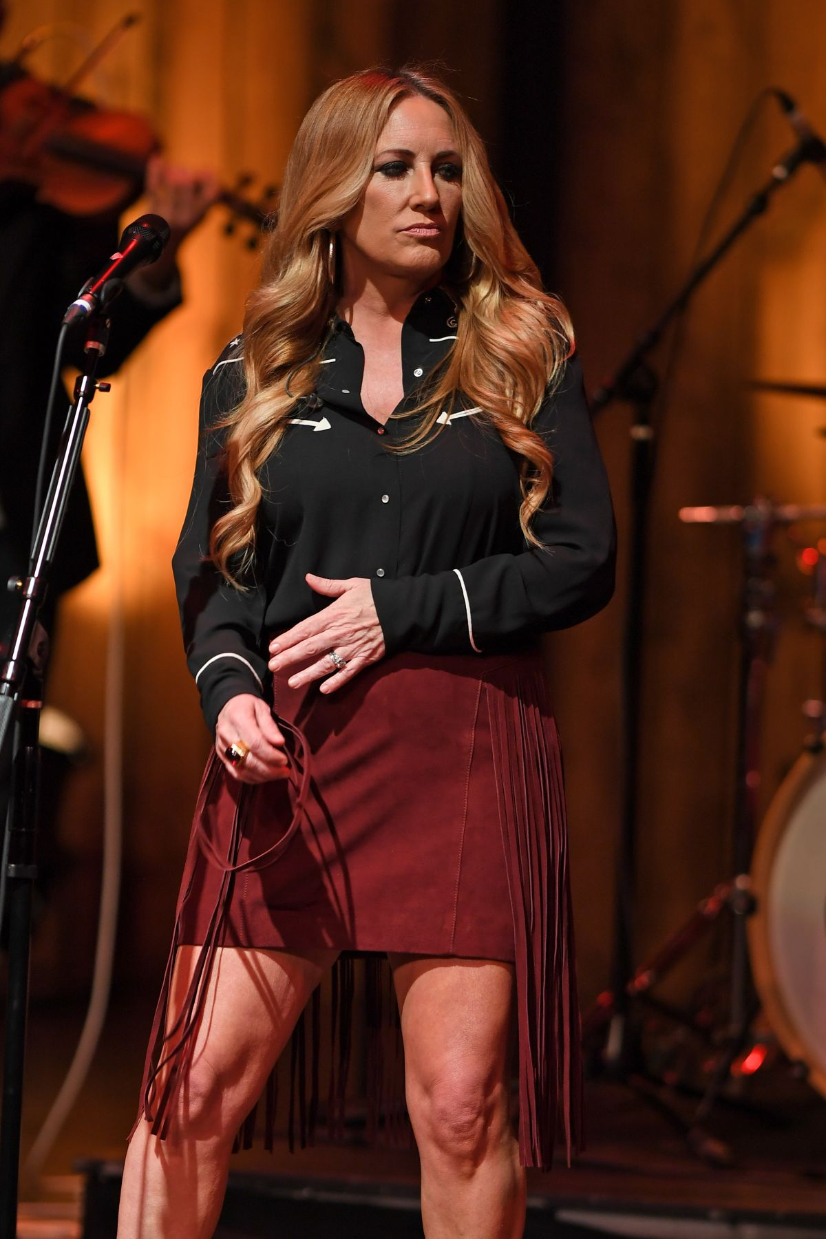 LEE ANN WOMACK Performs at Broward Center in Fort ... Emmys 2016