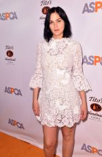 LEIGH LEZARK at ASPCA 20th Annual Bergh Ball in New York 04/20/2017