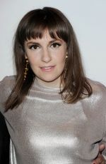 LENA DUNHAM at Variety's Power of Womae NY Presented by Lifetime in Ciprani Midtown in New York. 04/21/2017