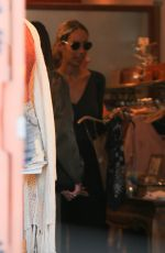 LEONA LEWIS Shopping at Abbot Kinney Blvd in Venice 04/13/2017