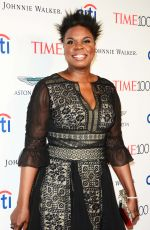 LESLIE JONES at 2017 Time 100 Gala in New York 04/25/2017