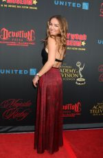 LEXI AINSWORTH at Daytime Emmy Awards Nominee Reception in Los Angeles 04/26/2017