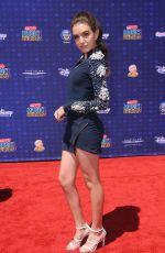 LILIMAR HERNANDEZ at 2017 Radio Disney Music Awards in Los Angeles 04/29/2017