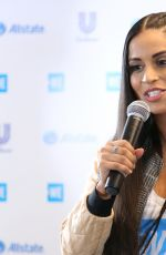 LILLY SINGH at at WE Day California in Los Angeles 04/27/2017