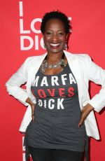 LILY MOJEKWU at I Love Dick TV Show Premiere in Los Angeles 04/20/2017