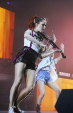 LINDSEY STIRLING Performs at Eventim Apollo in London 04/03/2017