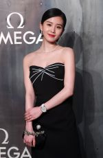 LIU SHISHI at Lost in Spce Anniversary Party in London 04/26/2017