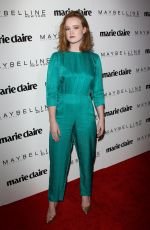 LIV HEWSON at Marie Claire Celebrates Fresh Faces in Los Angeles 04/21/2017