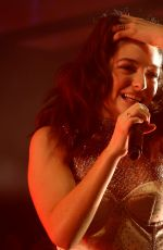 LORDE Performs at Coachella Valley Music and Arts Festival in Indio 04/16/2017