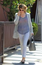LORI LOUGHLIN Out Shopping in Beverly Hills 04/19/2017